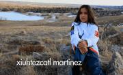 Xuihtezcatl, 12, is from Boulder, Colorado.
