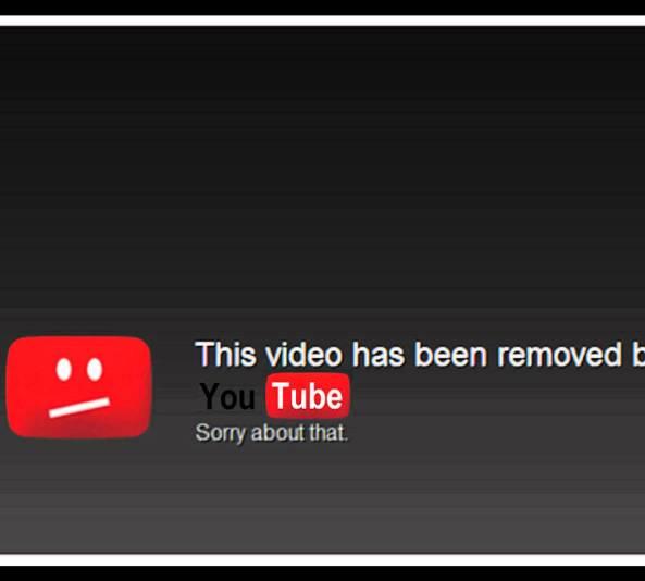 VideoRemovedbyYouTube