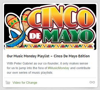 Cinco de Mayo Edition