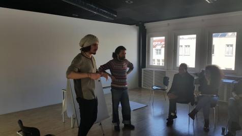 Mentoring at MENA convening in Turkey