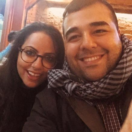 Selfie moment at MENA convening in Turkey