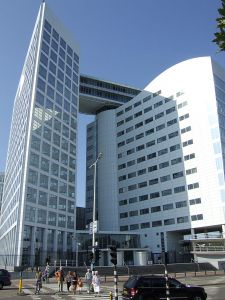 The International Criminal Court in The Hague. Image courtesy of Hanhil via Wikipedia.