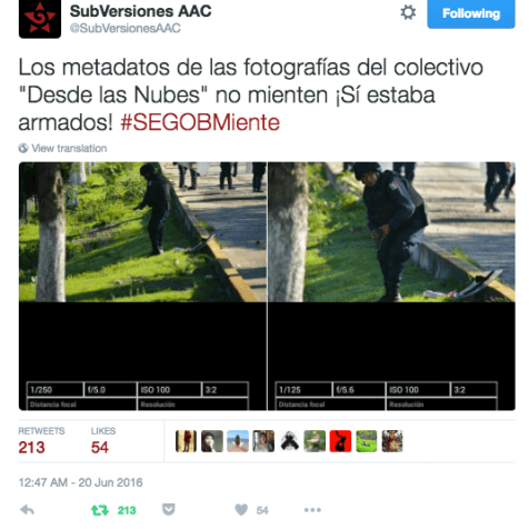 Foto: Luis Alberto Cruz Hernández/AP