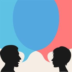 talking heads vector