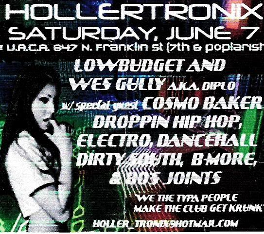 Hollertronix June 2003