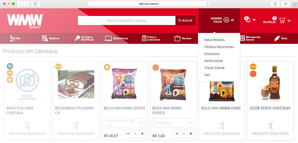 E-commerce B2B é alternativa na Força de Vendas de Distribuidoras e Indústrias
