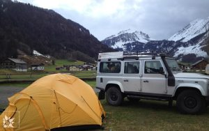 Zeltplatz Tirol