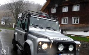 """Defender von """"wohlgeraten unterwegs"""" in Bernau"""
