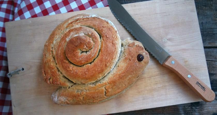 """Brot """"Gelassenheit zum Backen"""" - fertig!"""