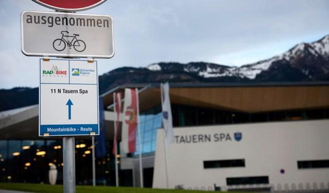 mountainbikeroute-tauernspa-hotel