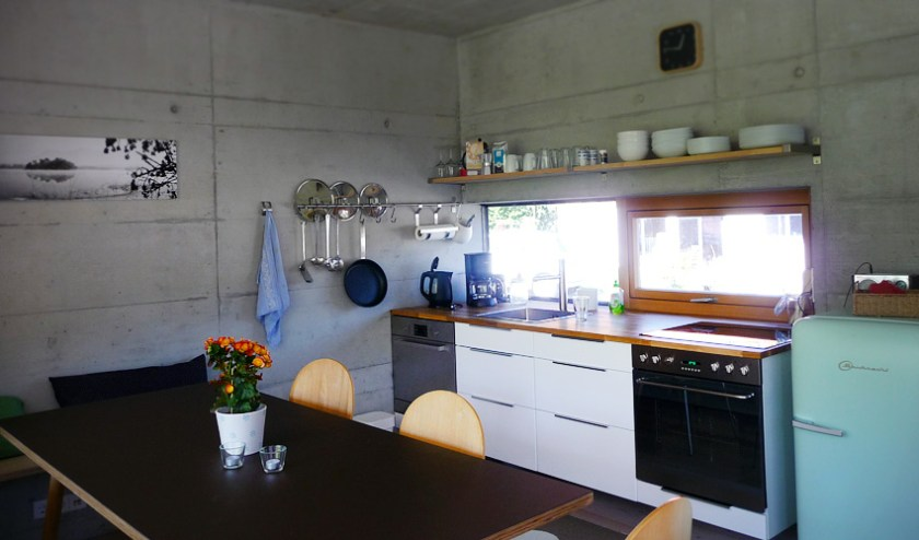Bleibe Bad Kohlgrub - Küche