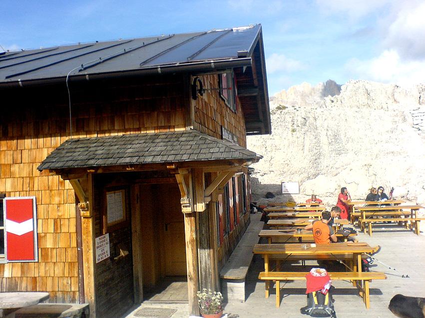 Büllejochhütte