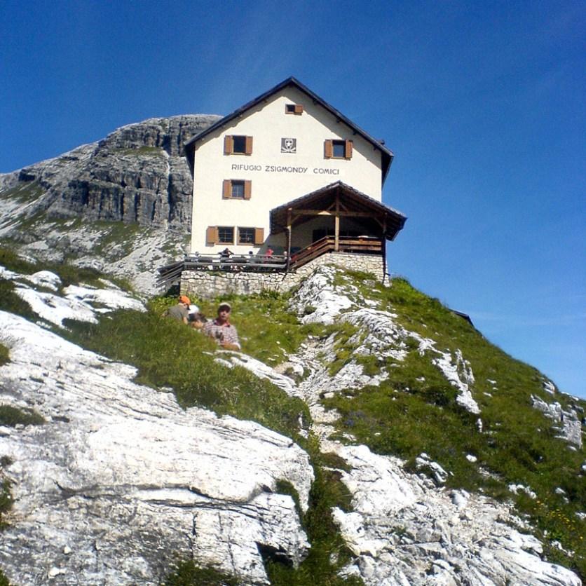 Zigmondy Hütte