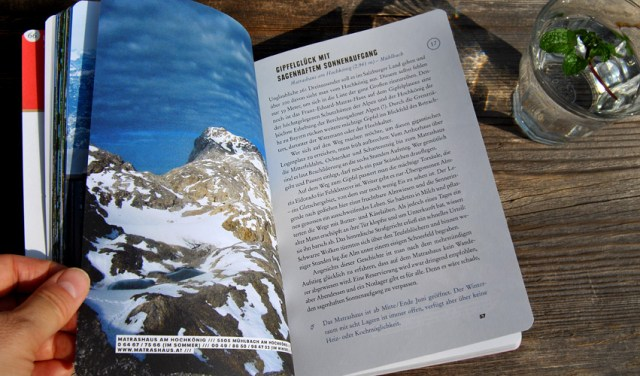 Franziska Lipp: Beste Aussichten im Salzburger Land