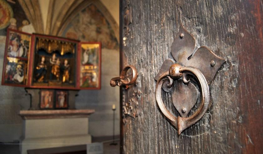 Blick in Kirche - Hall in Tirol