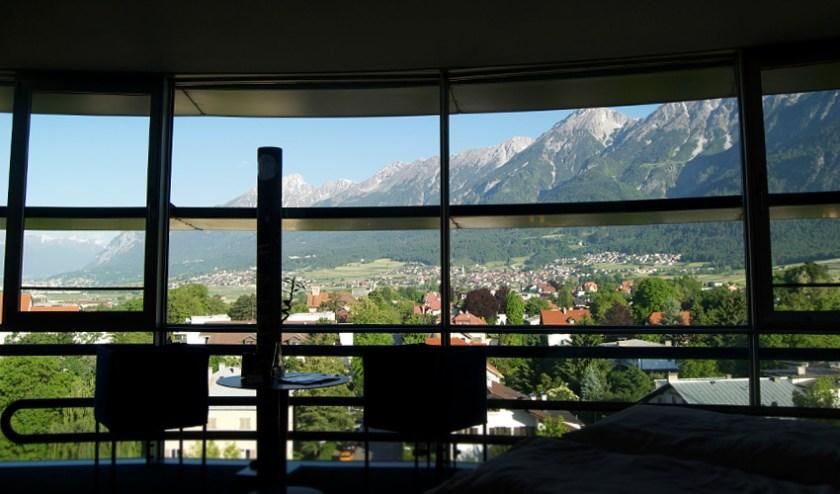 Turmzimmer Parkhotel Hall in Tirol