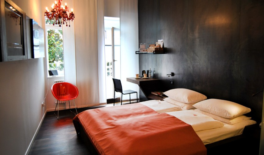 Zimmer - Imperial Art Hotel Meran