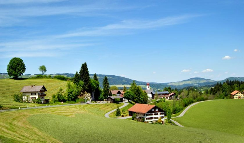 Krumbach im Bregenzerwald
