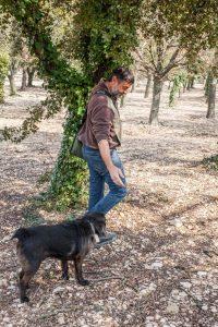 trueffelhund-anfuehren