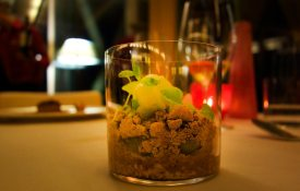 Vier Elemente Dessert – Vigilius Mountain Resort