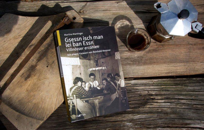 Gsessn isch man lei ban Essn | Buch | edition Raetia