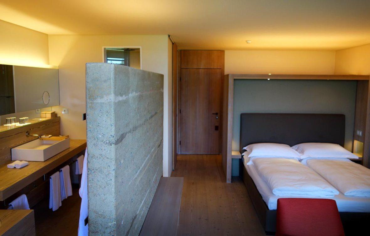 Hotelzimmer - Vigilius Mountain Resort