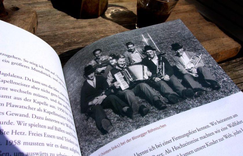 Inhalt - Raetia Verlag - Gsessn sich man lei ban Essn