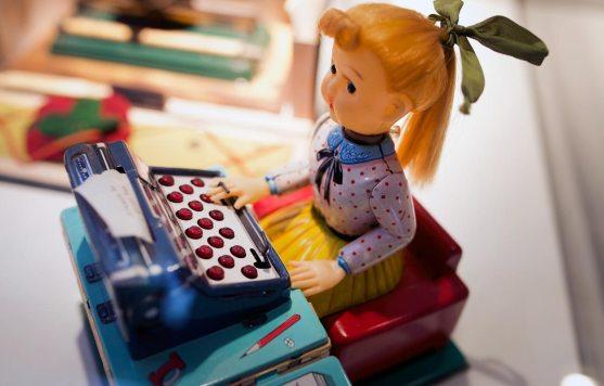 Spielzeugsekretärin