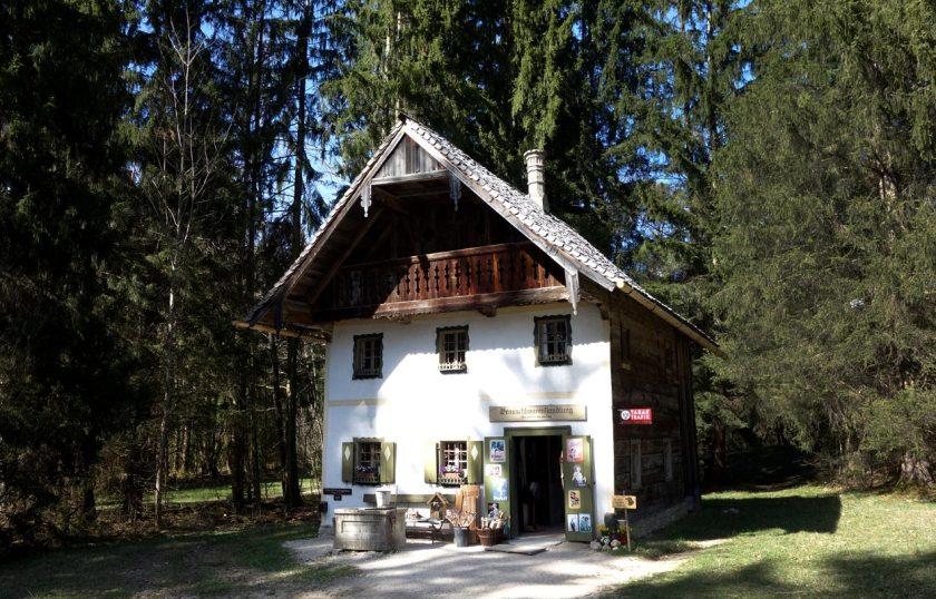 Salzburger Freilichtmuseum Krämerei
