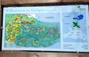 Salzburger Freilichtmuseum Lageplan
