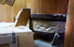 Mühle Unichhof Aldein Südtirol