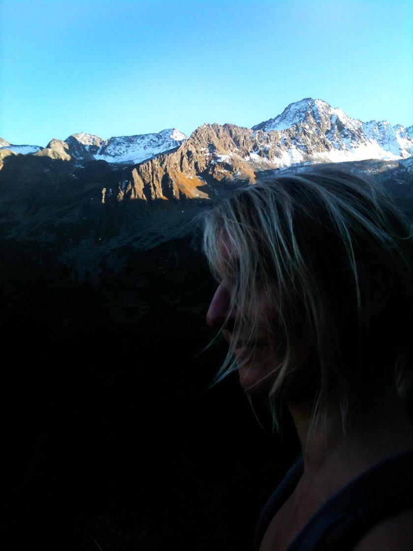 Charis - Wanderung Franz Senn Hütte