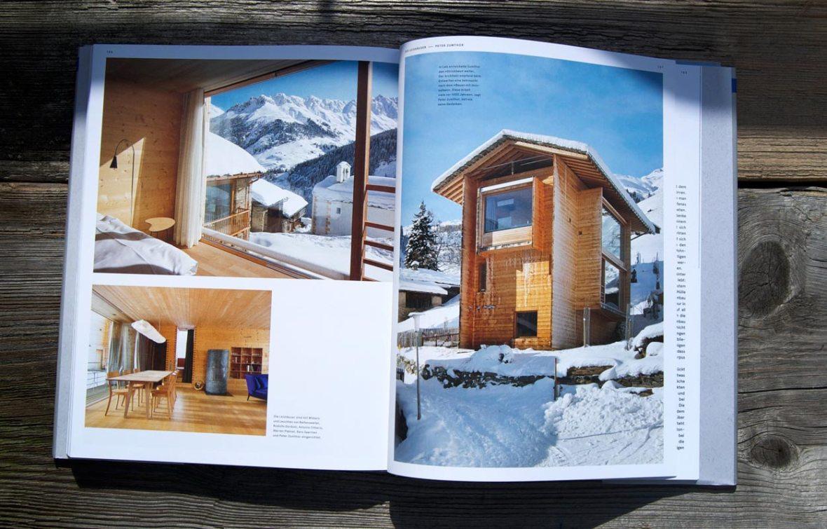 Traumhäuser in den Alpen - Callwey - Alexander Hosch