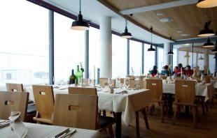 Restaurant Schaufelspitz am Stubaier Gletscher