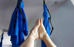 Aerial Yoga - Yogatage Gastein