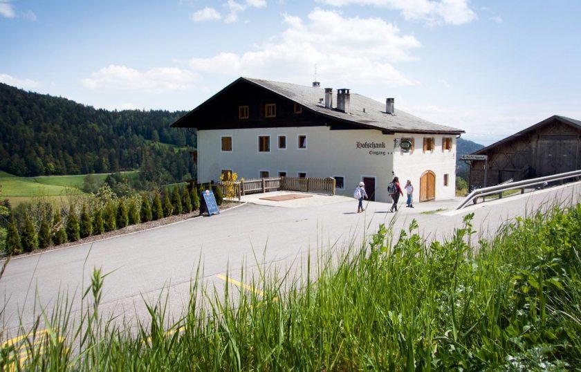 Eggerhof Vöran Meranerland