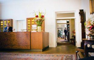 Lobby Hotel Louis C. Jacob Hamburg