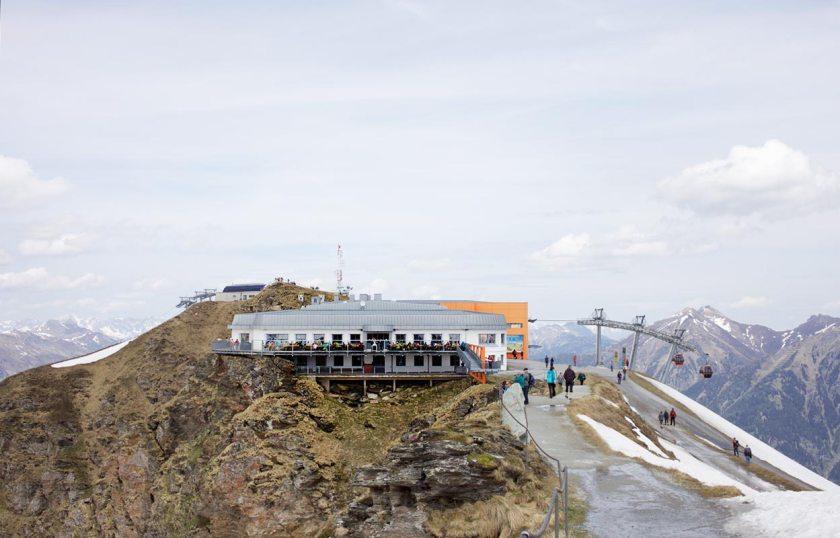 Bergstation Restaurant Stubnerkogel Gastein