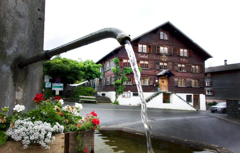 Schwarzenberg - Bregenzerwald