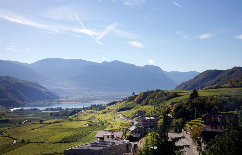 Herbst in Kaltern - Südtirol