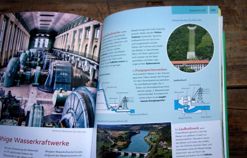 Technik in den Alpen - Folio Verlag - Wasserkraft