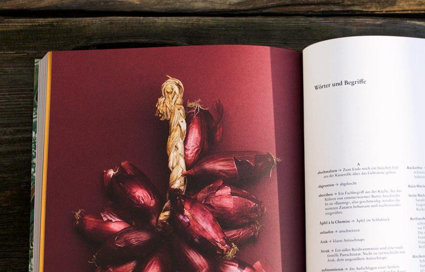 Kochtagebücher Peter Breuer - Glossar
