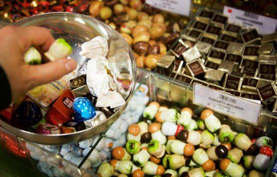 Schokoladenladen Indal Bozen