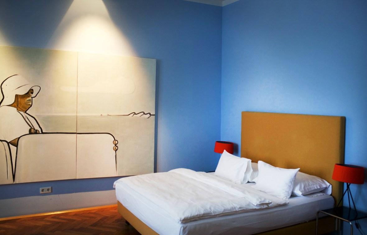 Hotel Altstadt Vienna –Suite Privee