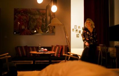 Hotel Altstadt Vienna - Theatersuite Abend