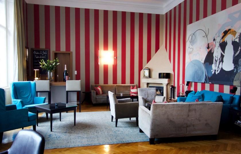 Hotel Altstadt Vienna – Roter Salon