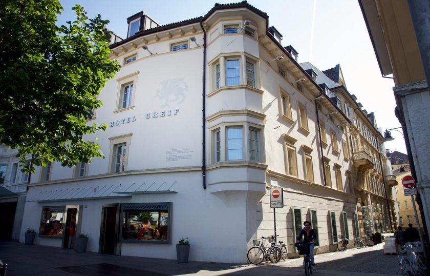 Hotel Greif Bozen - Südtirol