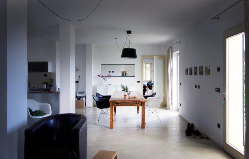 Che bella Vista Wohnbereich