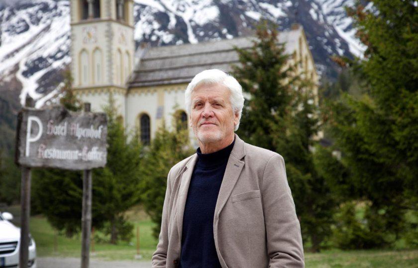 Architekt Dr. Arnold Gapp - Sulden