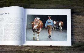 Über Gletscher und Grenzen: Fotos - Edition Raetia